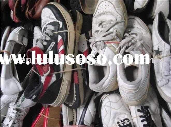 brand used shoes,second hand shoes