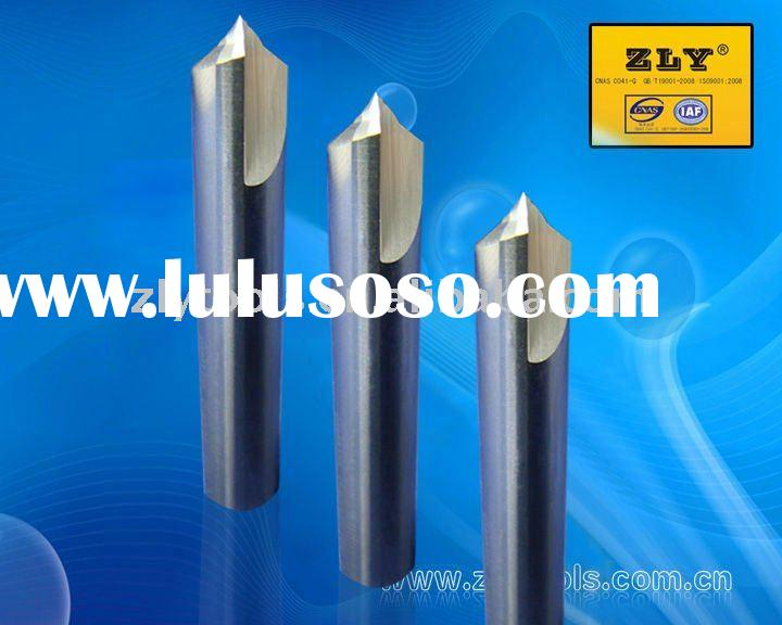 carbide forming drill bits for steel - TiAlN coated