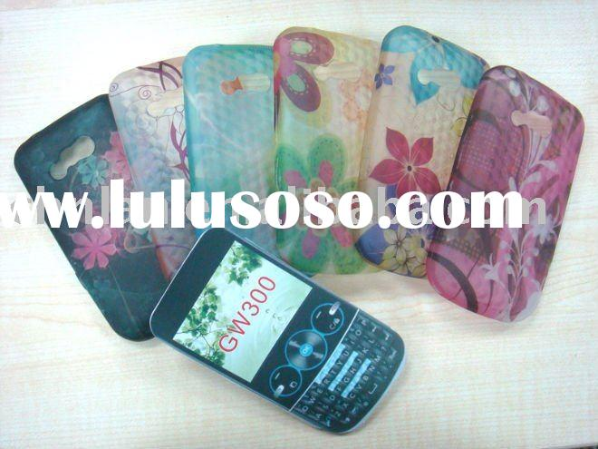 cell phone case for lg gw300, can do all design , include your design too. accept paypal