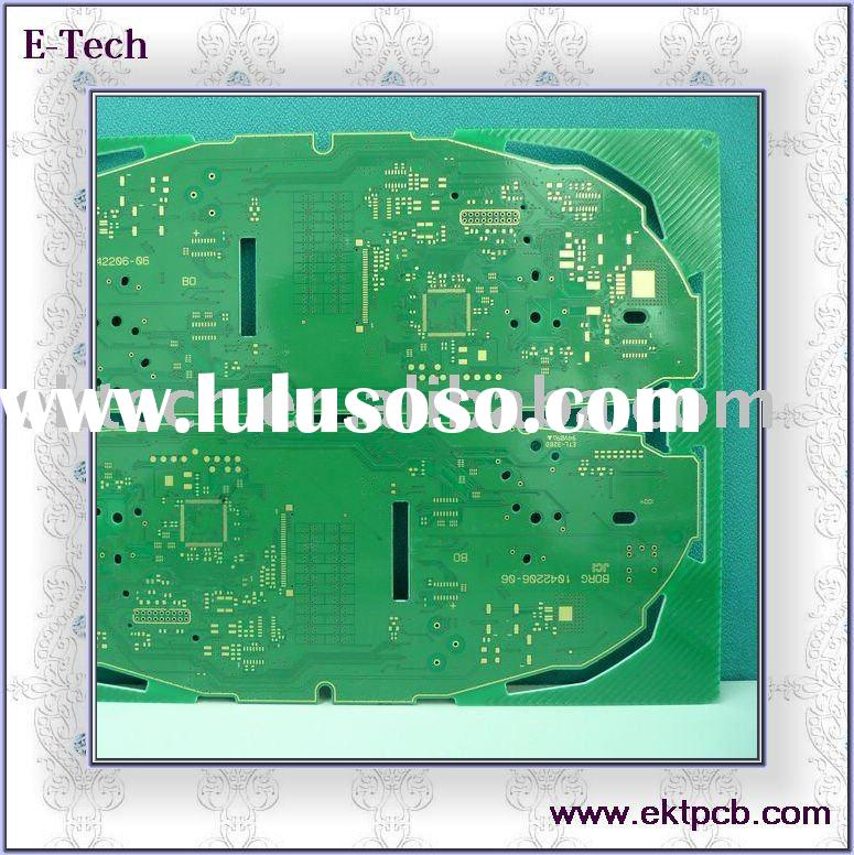 circuit electronic pcb layout led car interior
