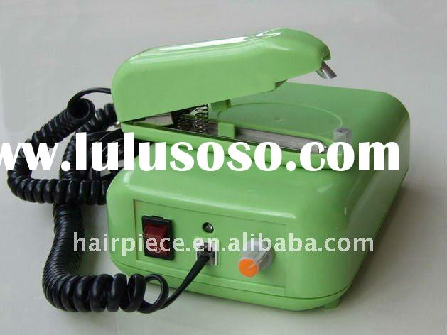 cold fusion ultrasonic hair extension machine / connector / iron / hair extension tools