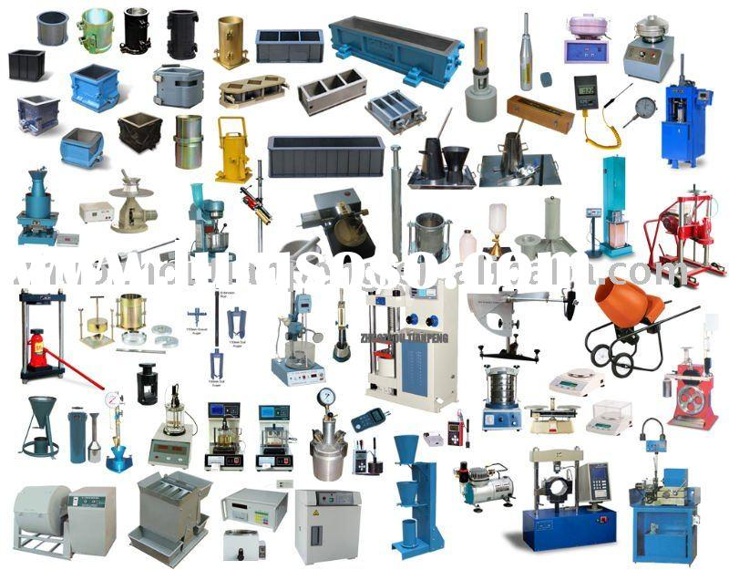 concrete testing equipment/soil testing equipment/asphalt testing equipment