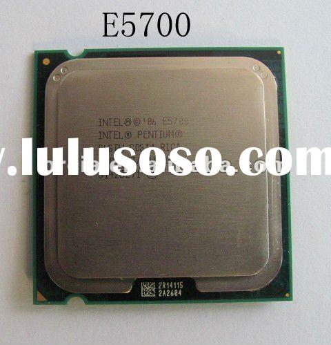 cpu intel core 2 duo E5700 processor