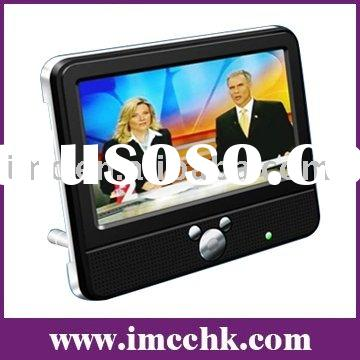 digital TV with portable dvd player(T106TV)