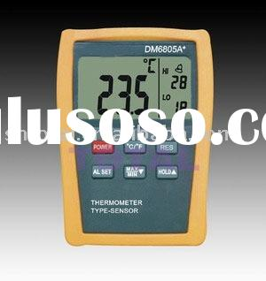 digital thermometer, digital temperature meter, Type K Thermometer