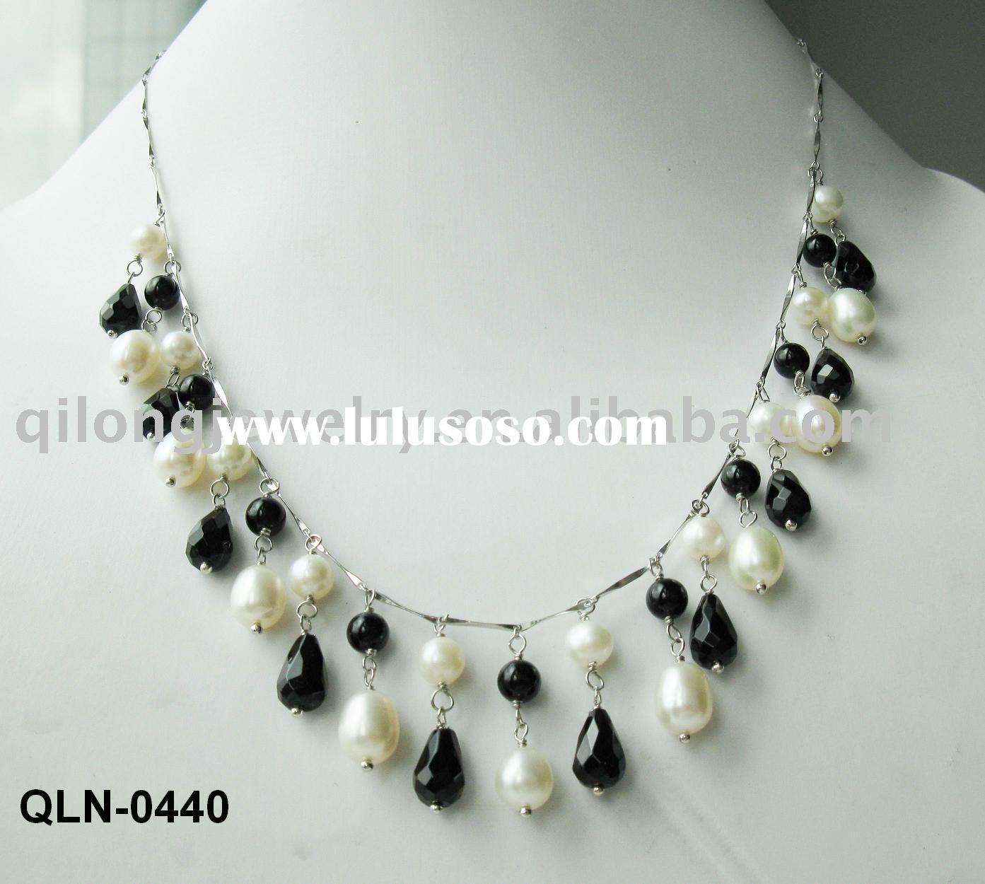 fashion 925 sterling silver necklace jewelry