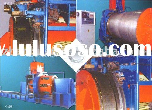 filter tube mesh welding machine,centrifugal screen welding machine,griddle mesh welding machine