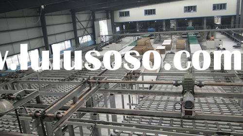 fireproof gypsum board manufacturing plant