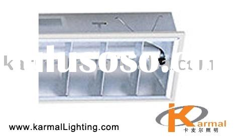 fluorescent lamp holder fixture