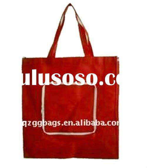 folding fashion shopping bag