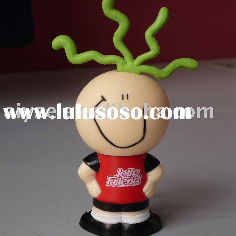 football player USB flash drive, nice cartoon USB flash disk, usb drive