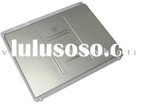for apple laptop battery, for apply laptop A1175 battery, 10.8v 55WH Li-ion , fit for Apple 15""