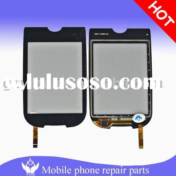 for samsung s3650 corby black mobile phone parts/touch screen