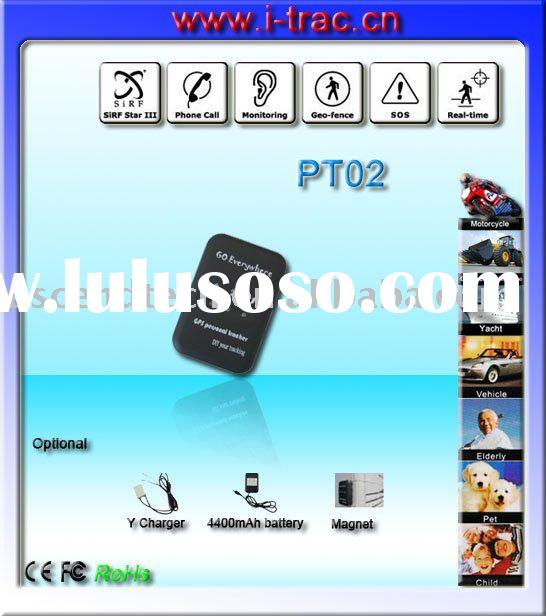 gps tracking system with magnet for Cell Phone / Mobile Phone and gprs web based monitoring software