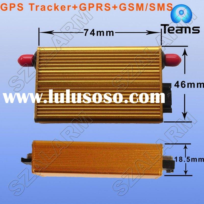 gps vehicle tracker/ gps tracking system/tracking software