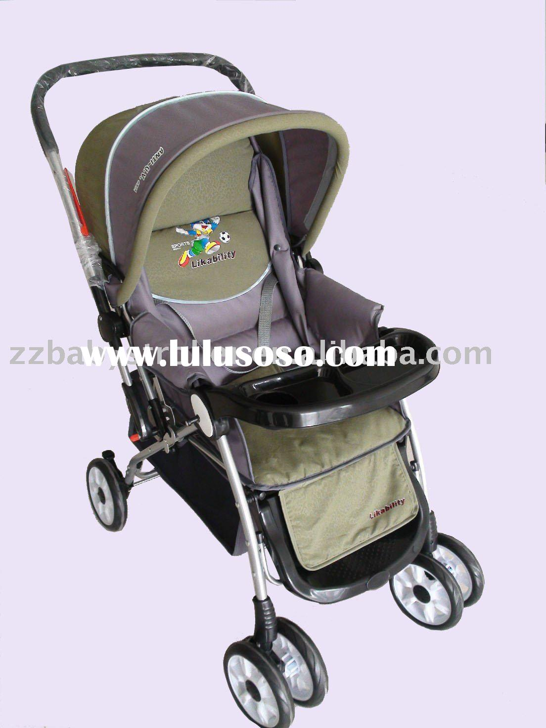 graco stroller with reversible handle