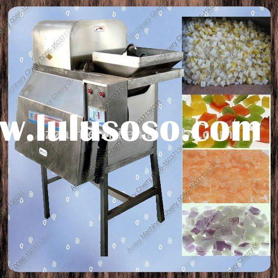 green peppers/carrots/ potatoes/onions/mushrooms /vegetablre dicing/cutting machine/86-15037136031