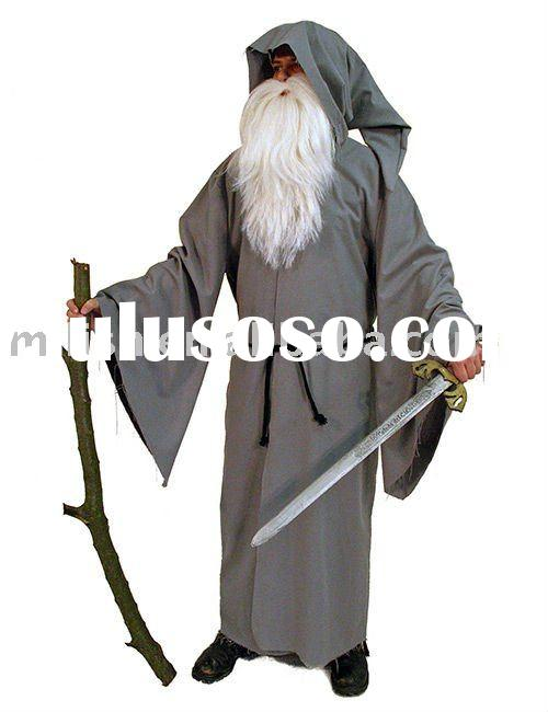 halloween warlock fancy dress costumes MAB-0211