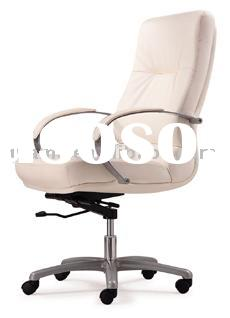 high back lift & swivel leather Office Chairs