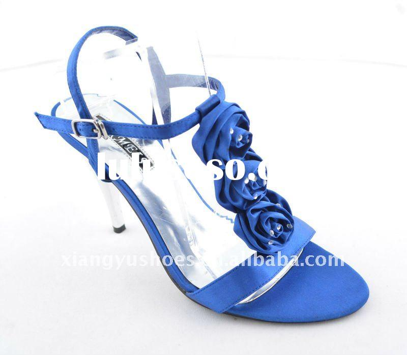 high heel Ladies fashion Sandal Shoes
