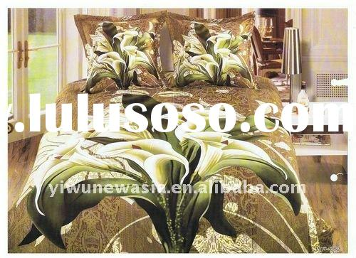 high quality and luxury comforter cover set