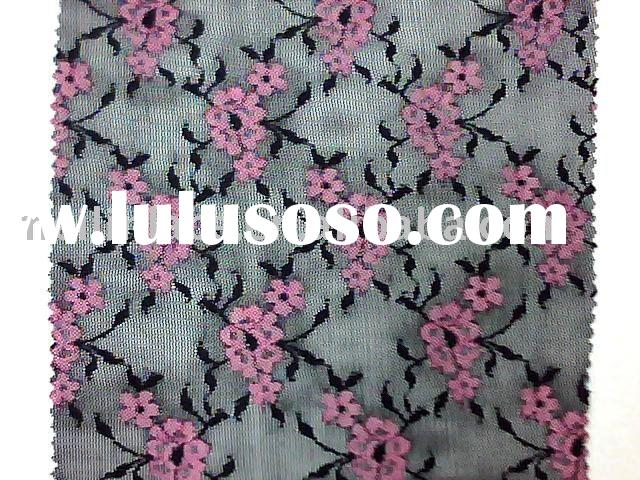 high quality bustier decoration fabric