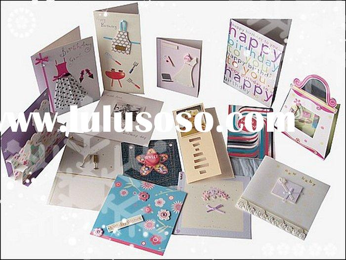 high quality greeting card producer