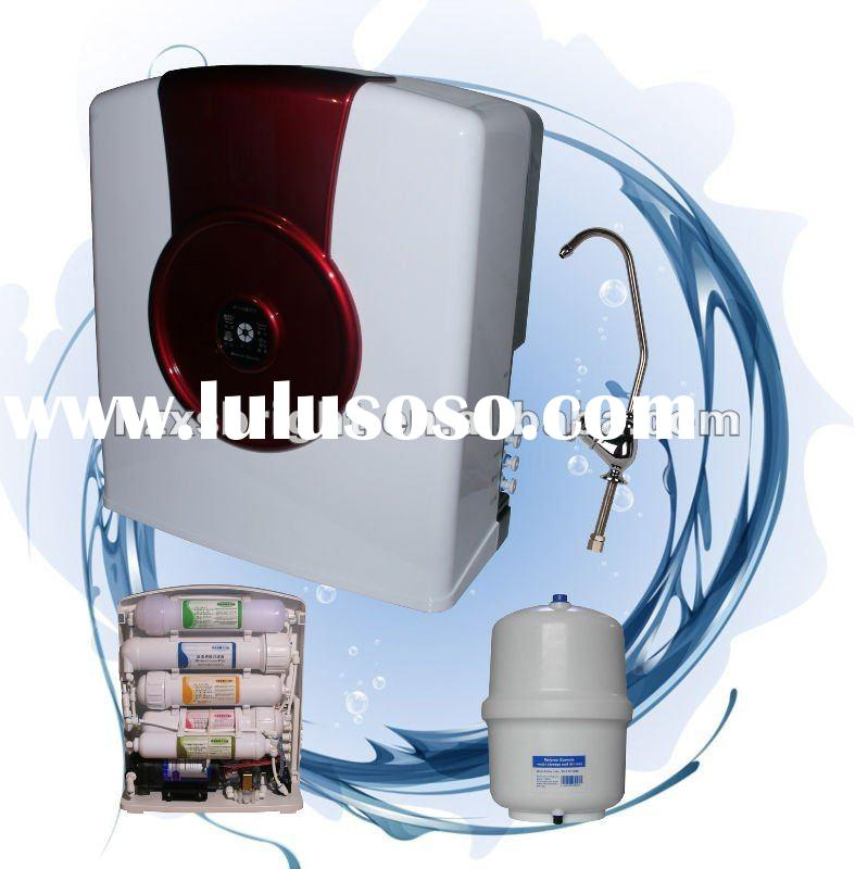 home alkaline water filter reverse osmosis system