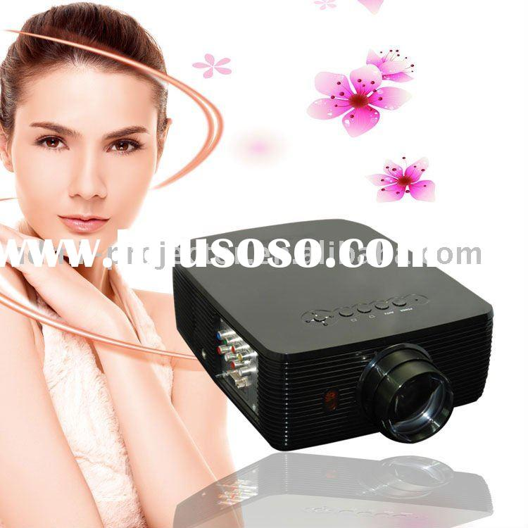 home projector-high brightness & definition led projector with HDMI 1080P / USB, SD interfaces