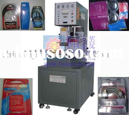 hot sale high frequency blister packing machine