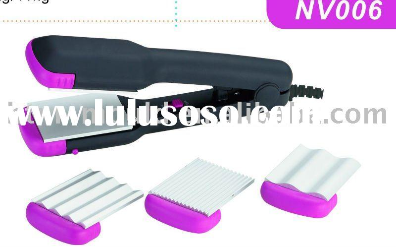 in style 4 in 1 hair straightener and curling iron