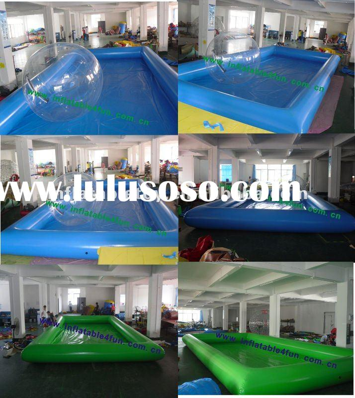 inflatable water pool for water ball
