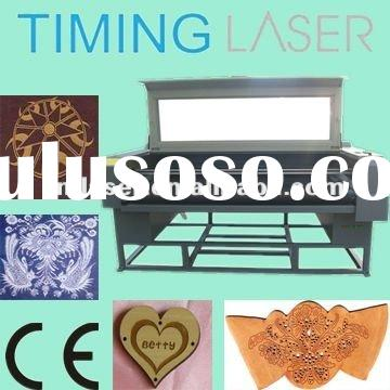 laser cutting machine with water chiller for clothes