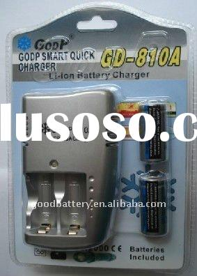 li-ion rechargeable battery charger
