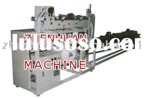 lollipop paper stick making machine, paper stick making machine, paper bar making machine