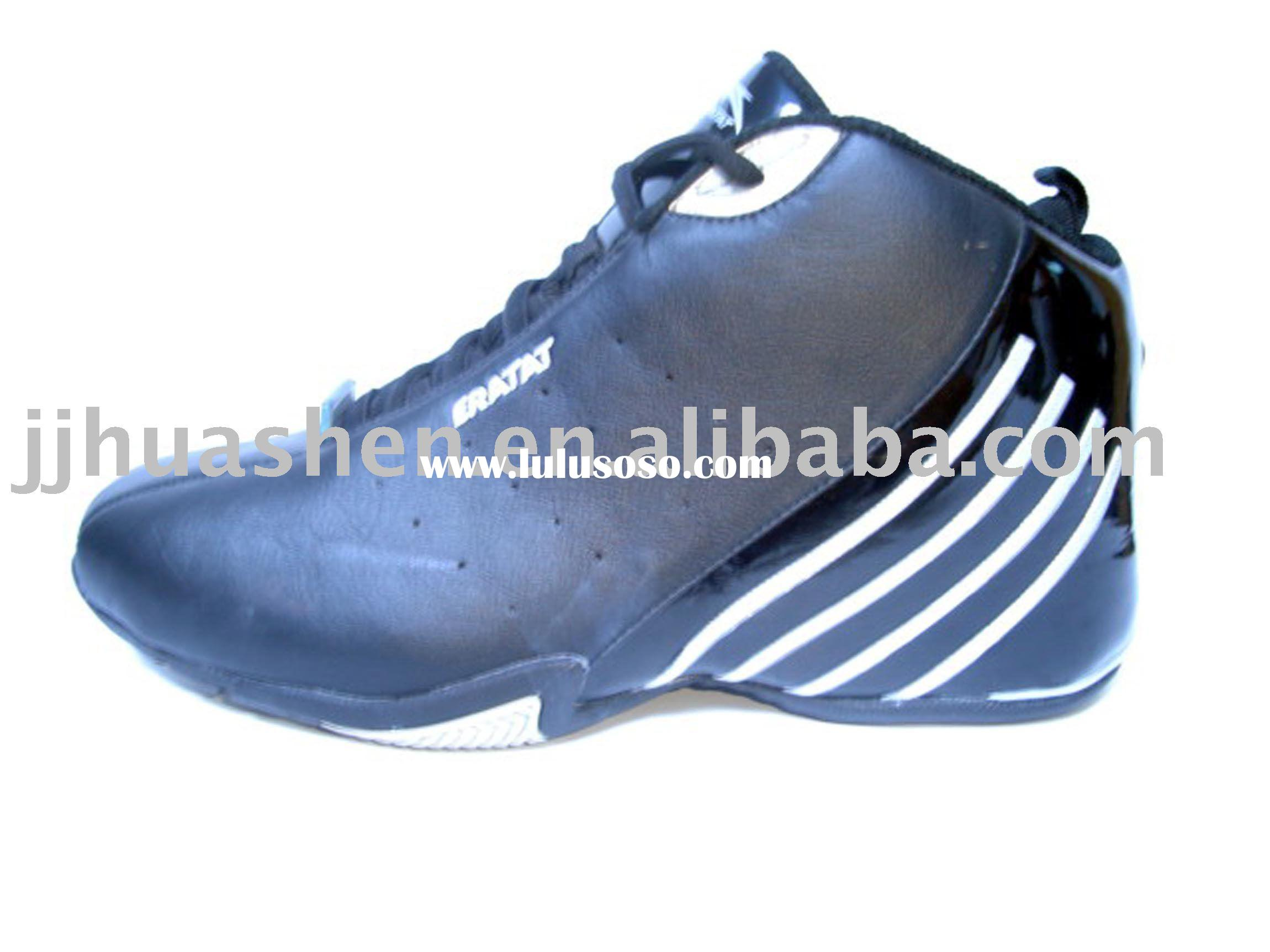 men rubber basketball sneakers