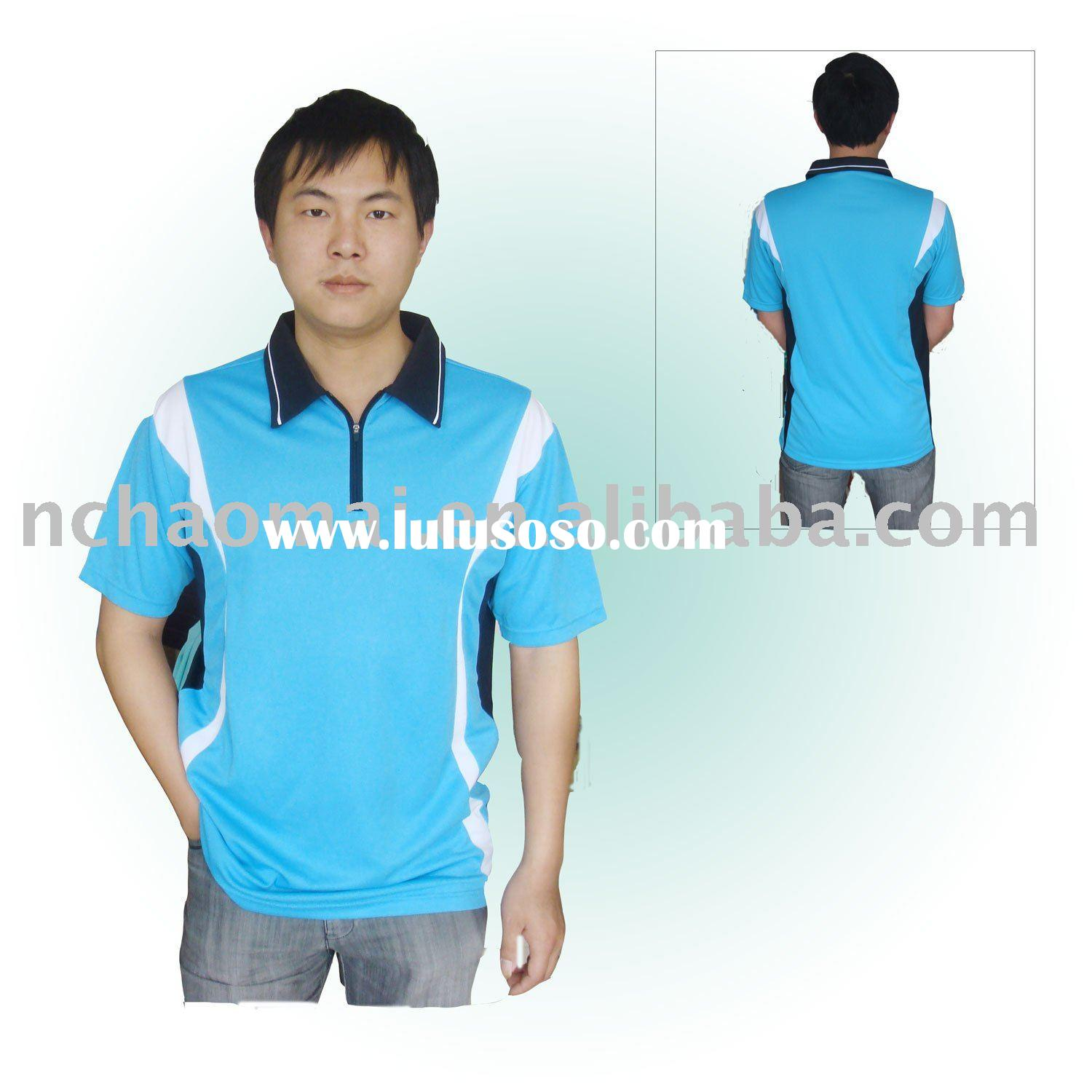 men's high quality fashion polo shirt