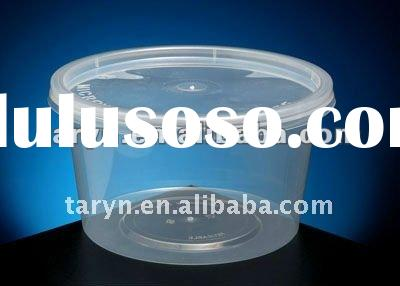 microwave food container with lid