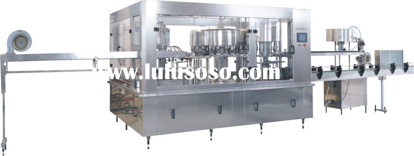 mineral water bottled water filling machine / plant 3500-5000