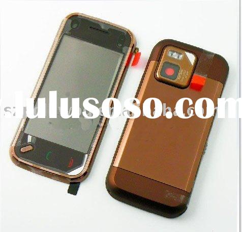 mobile phone accessory for nokia N97 mini GOLDEN housing cover