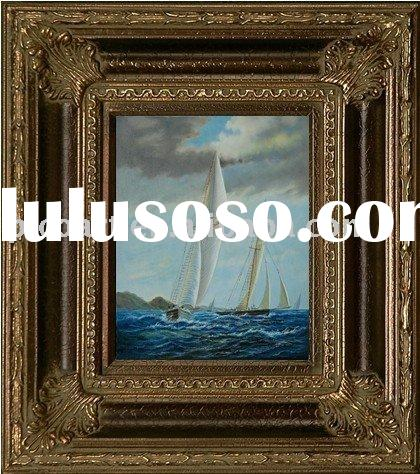 nautical gift item nautical oil painting