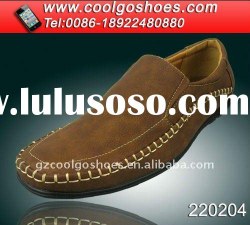 new fashion trends men casual shoes summer 2012