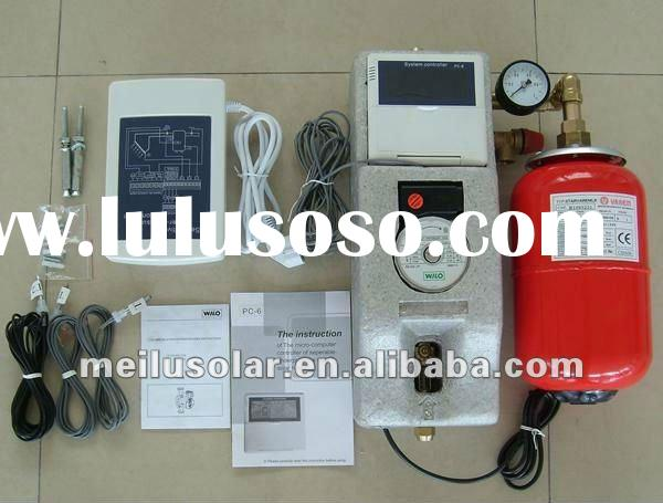 new type solar water heater working station(CNQ)