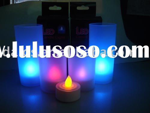 on/off or blowing LED candle with best price and high quality
