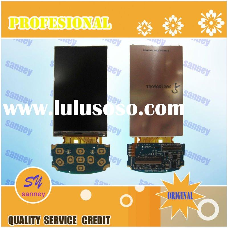 original mobile phone lcd for samsung S7530 with factory price