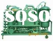 petroleum machine,waste oil disposal purify the used machinery oil, hydraulic oil, compressor oil, m