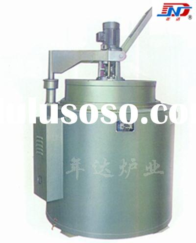 pit type gas nitriding furnace (industrial furnace)
