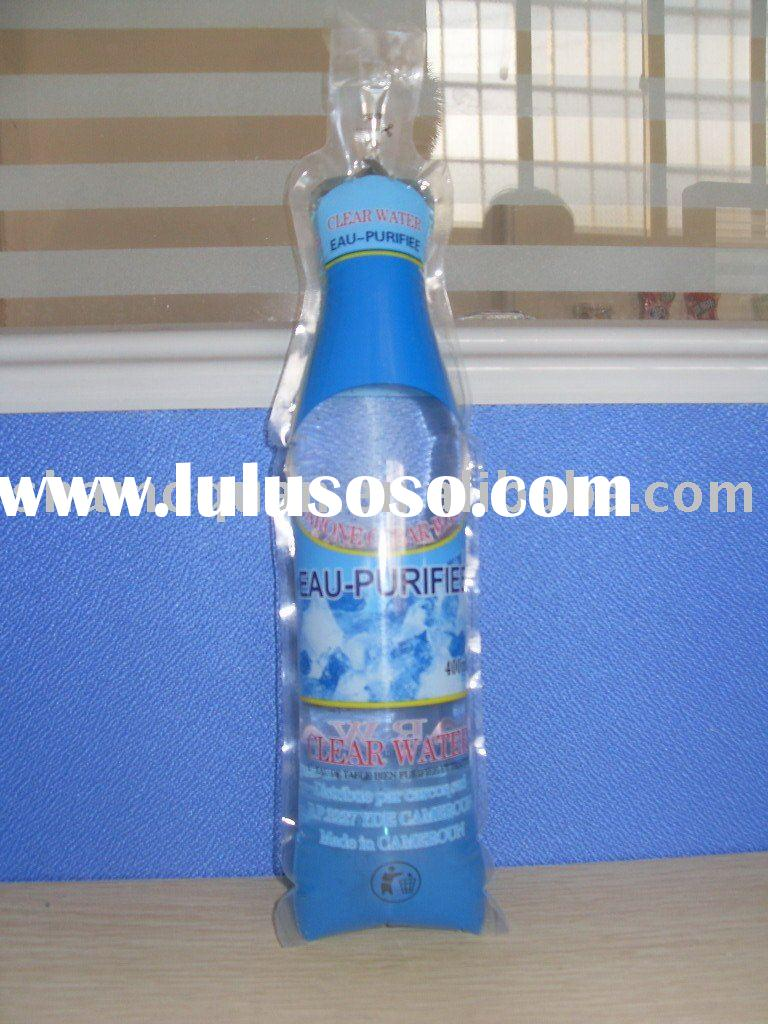 plastic water bag filling sealing machine