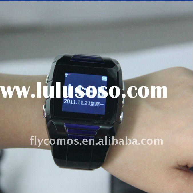 portable wrist watch gps tracking device for kids and elderly