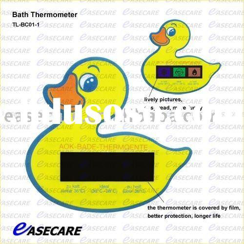 promotional gift ( bath thermometer, baby product, baby gift, promotion gift, strip thermometer, bab